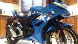 Shiw room condition Suzuki gixxer 150