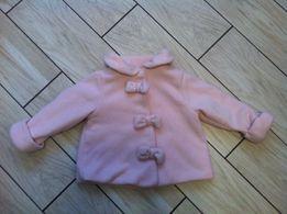 Куртка флисовая,пальто,кофта, на девочку 1,5- 2 года