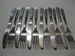 Набор новых столовых Вилок и Ножей (можно поштучно 25грн./50р ) МЗ-1