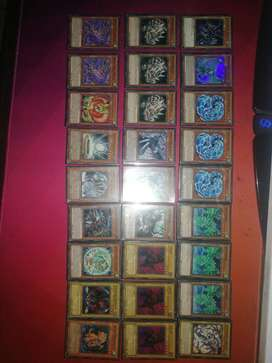 YU-GI-OH! Deck. Rare cards included!