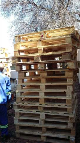 Pallets we make and sell call now