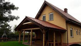 Piękny dom nad jeziorem do wynajęcia dla wypoczywających oraz firm