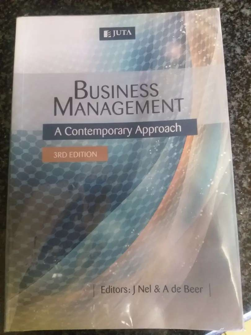 Business managment:contemporary approach