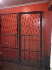 Image of Front and back house entrance door security gates for sale
