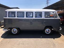 Bay Window Brazillia Kombi