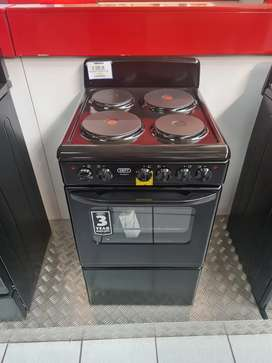 Defy compact 4 plate stove