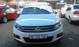 VW TIGUAN TSi BLUEMOTION