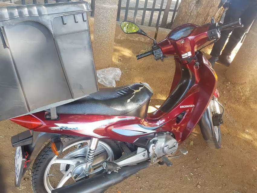 Honda anf scooter 0