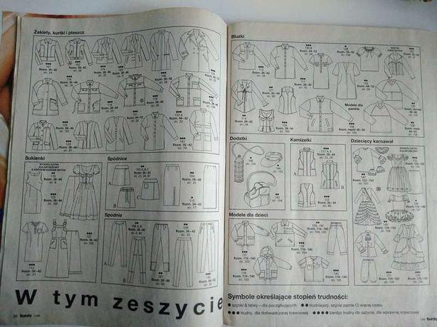 Burda 1/1998. Sosnowiec - image 2