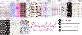 Beautiful Water Slide Nail Decals