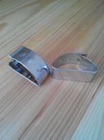 Продам набор(2 шт.)колец для салфеток Zepter.Новый.