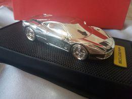 Редчайшая Скульптура Ferrari 458 1/43 линии Tailor Made 100% Оригинал