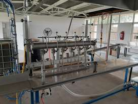 6 Head Bottle filling machine with capper