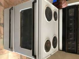 DEFY Electric Solid Stove