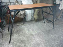Раскладной стол, стремянка