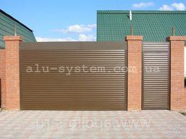 Роллетные ворота, гаражные роллеты, ворота по ценам производителя