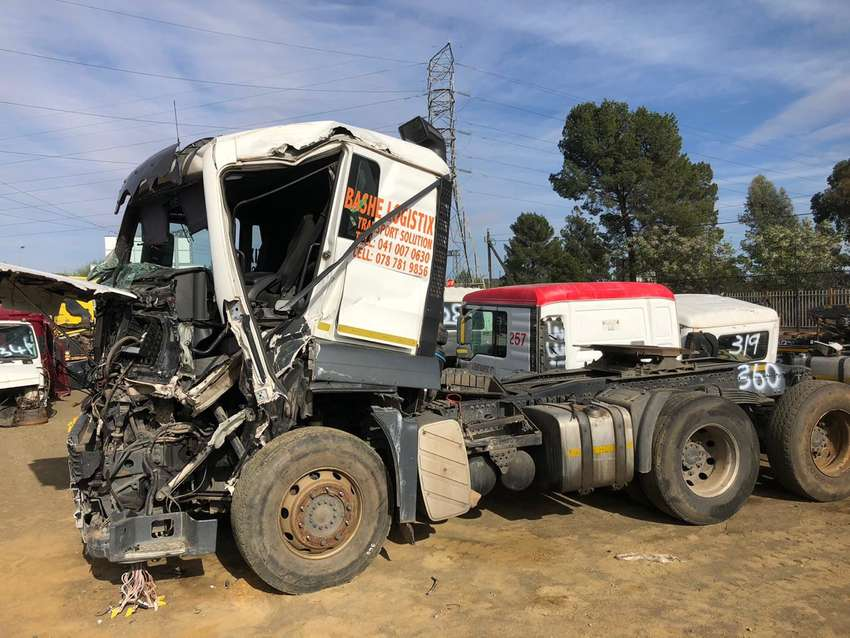 2011 MAN TGS 26-440 Stripping For Spares 0