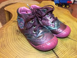 Ботинки туфли на девочку