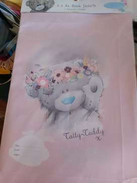 Tatty Teddy A4 Book Covers
