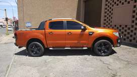 2013 Ford Ranger Wildtrak 3.2 TDCI 4x4 double cab automatic