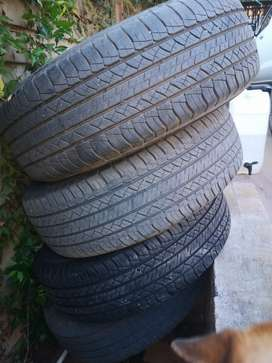 225-65/17 michelin tyres