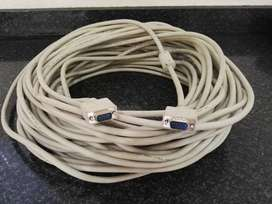 25 M vga Heavy Duty cable male to male
