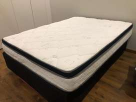 Excellent Condition Double Bed - Basically Brand New