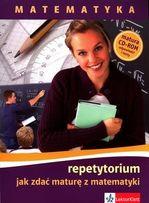 Repetytorium. Jak zdać maturę z matematyki LektorKlett + CD