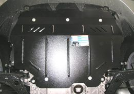 Защита двигателя Шкода А4 А5 А7 Octavia A4 A5 A7 Golf Гольф 3 4 5 6 7