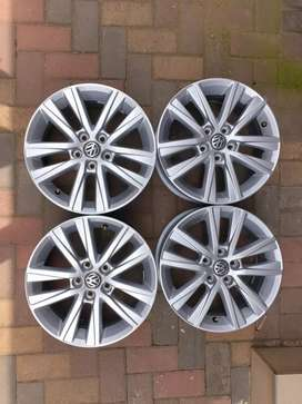 VW POLO VIVO OEM 15IN NEW MAGS 5X100