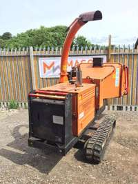 Image of Timberwolf Tw190 Wood Chipper