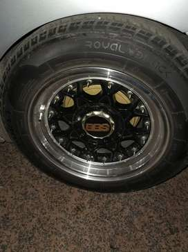 BBS Mags and Tyres