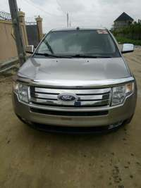 Foreign Used 09 Ford Edge Selling cheap 0