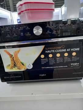 Whirlpool 5 in 1 M/Wave Oven