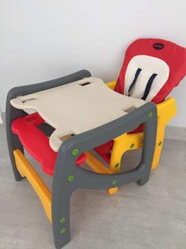Chelino baby table and chair