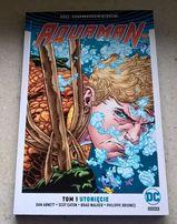 Aquaman Odrodzenie Tom 1 Utonięcie [Egmont]