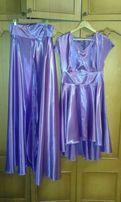 Платье вечернее (концертное, выпускное) трансформер. 2 в одном