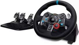 G29 logitech steering wheel