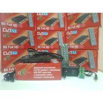 Спутниковый Mpeg 4 ресивер тюнер UCLAN B6 Full HD (U2C B6 Full HD)