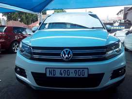 VW Tiguan 1.4 TSI Bluemotion