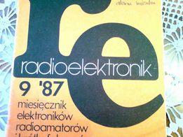 Radioelektroniki - miesięcznik elektroników, radio i krótkofalowców