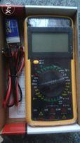 uniwersalny MULTIMETR miernik LCD DT9205A nowy