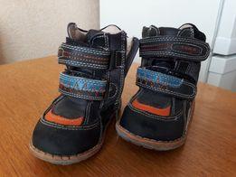 Ортопедические демисезонные ботиночки Том М 22 размер (стелька 14 см)
