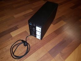 Ups ETA mini 1600 plus,zasilacz awaryjny,b.mocny,960W mocy ciągłej,co