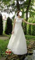 Suknia Ślubna Francesca + DODATKI