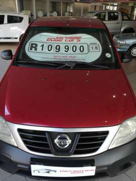 2010 Nissan NP200 1.5tdci with great load capability, full service his