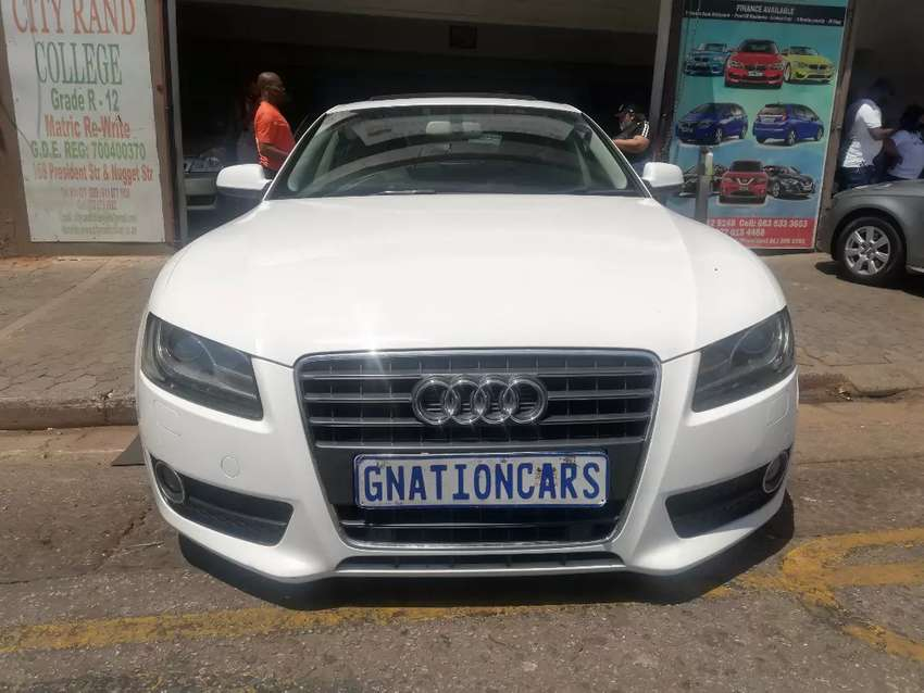 Audi A5 sport back 2.0T Auto for SELL 0
