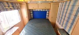2004 GYPSEY RAVEN BLUE SERIES WITH AIRCIN AND REMOTE MOVERS