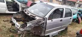 Chevrolet spark stripping for Parts