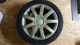 Koła aluminiowe 17 cali Audi VW Skoda oryginał. Potenza 225